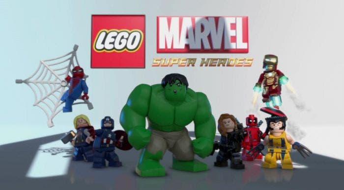 Trucos Lego Marvel Superheroes