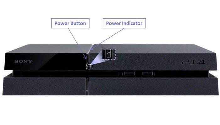 PlayStation 4 resolver problema luces azules de la muerte