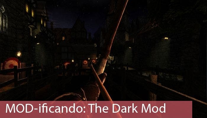 The Dark Mod Portada