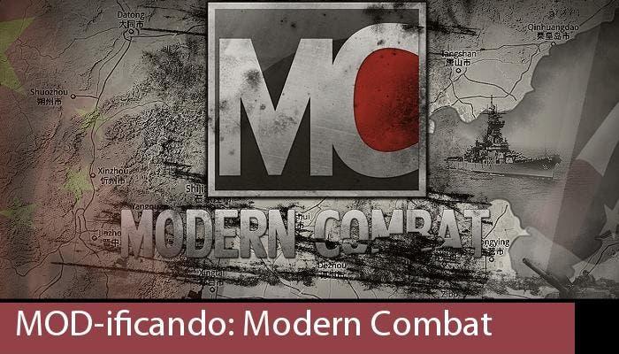 CoH Modern Combat portada