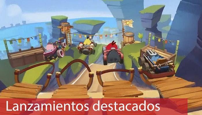 Angry Birds Go destacado