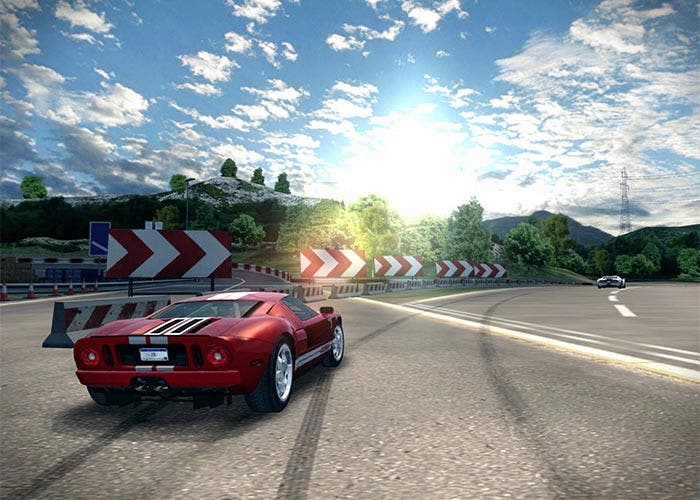 2K Drive para iOS