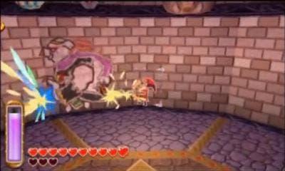 A Link Between Worlds Guía Jefe Final (II)
