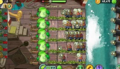Formación ganadora nivel pirata