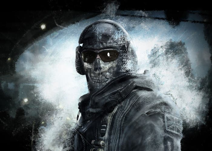 GHOSTS en Call of Duty