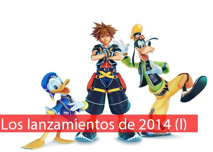 Lanzamientos 2014