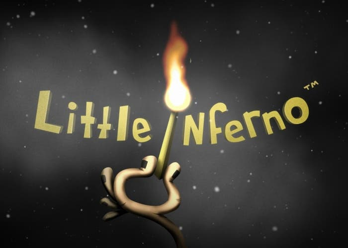 Little Inferno portada