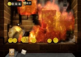 Little Inferno fuego