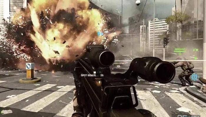 Asalto en Battlefield 4