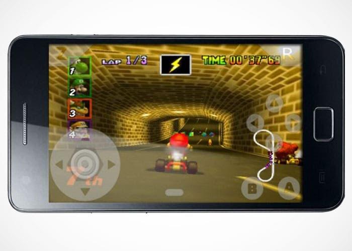 Nintendo para móviles