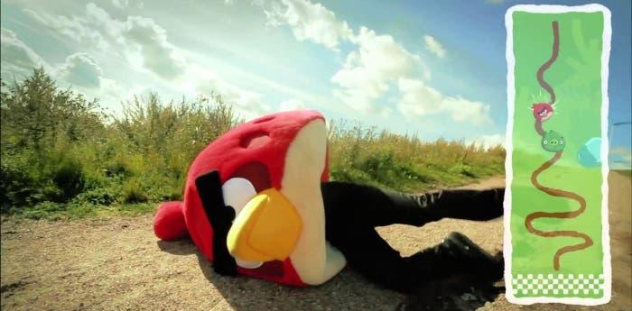 Angry Birds Go fallen