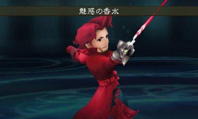 Bravely Default Mago Rojo (II)