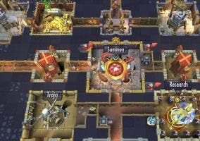 Dungeon keeper Guía