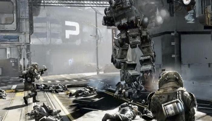 Multijugador de Titanfall