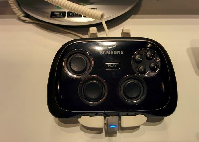 Samsung Gamepad frontal