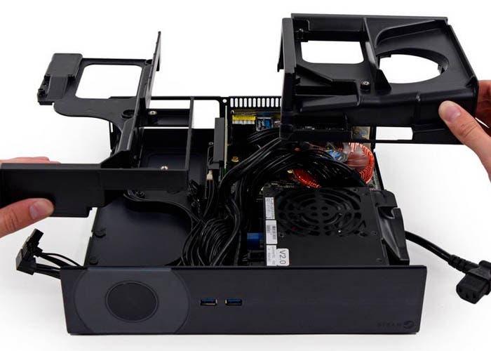 Steam Machine modular