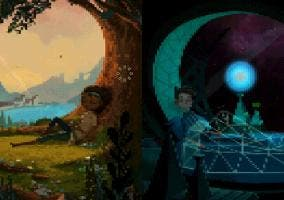 Broken Age modo retro