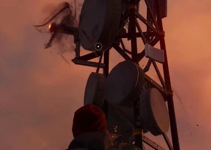 Antenas Infamous Second Son
