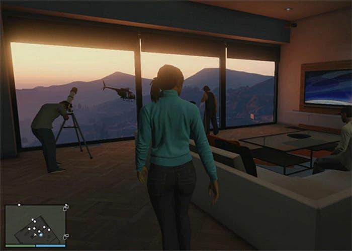 Apartamento de lujo GTA V Online