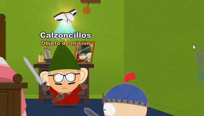 Calzoncillos en South Park