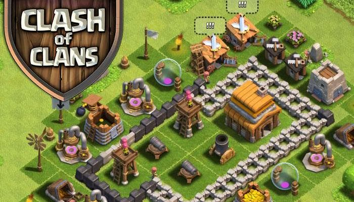 Defensa Clash of Clans