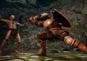 Dark Souls II Opciones nuevas combate
