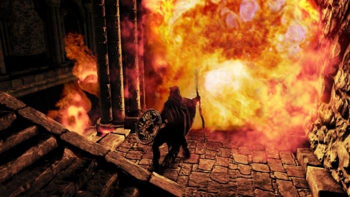 Dark Souls II magic