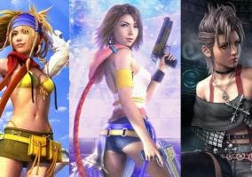 Final Fantasy X-2 Guía portada