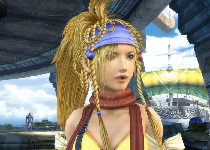 Final Fantasy X-2 HD diccionarios albhed