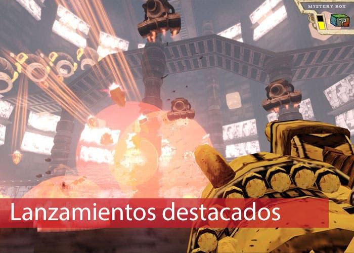 Tower of Guns juego de la semana