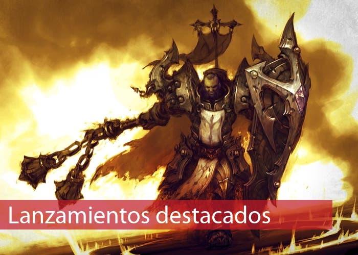 Lanzamiento destacado diablo 3 reaper of souls