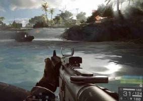 M27 en Battlefield 4