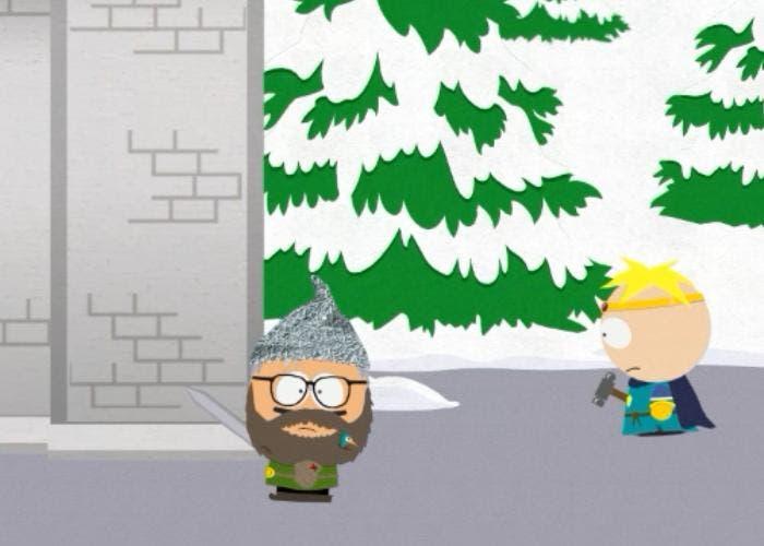 Mago en South Park