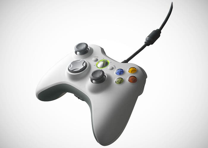 Mando Xbox 360 con cable