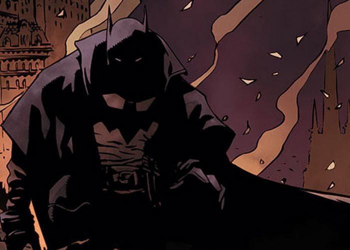 Nuevo Batman en 2014