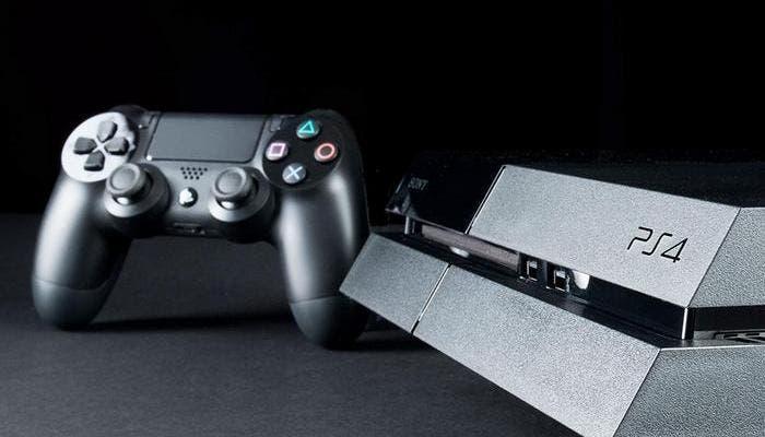Actualización firmware PS4