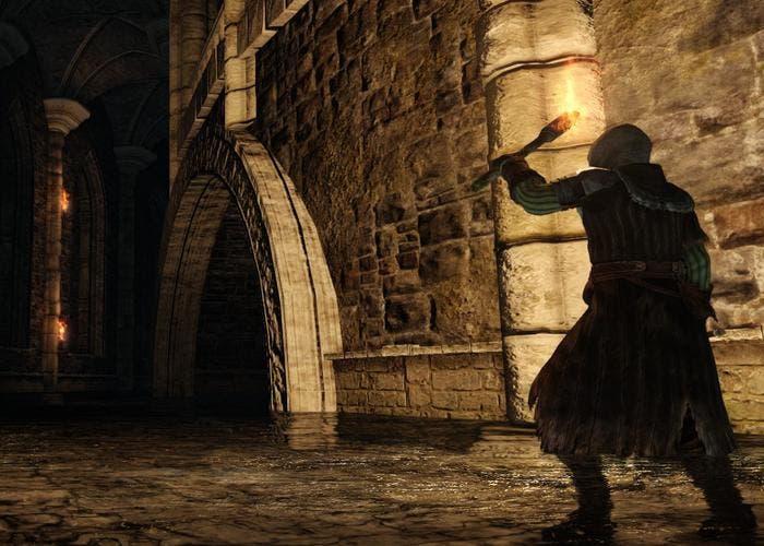 Antorchas en Dark Souls 2