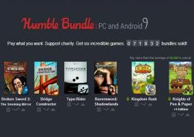 Broken Sword Humble Bundle PC and Android