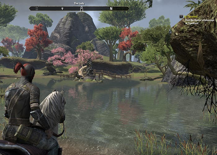 Caballo The Elder Scrolls Online