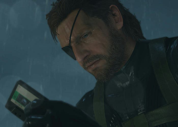 CaseteS Metal Gear Solid V: Ground Zeroes