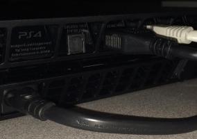 Conexión Ethernet en PS4