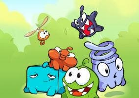 Cut the Rope 2 Personajes