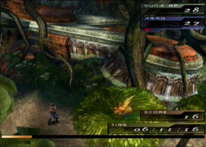 Final Fantasy X-2 HD Guantelete de la pistolera