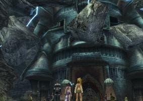 Final Fantasy X-2 HD Orgullo maquinistas