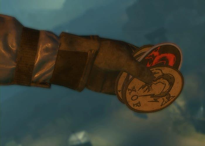 Insignias Metal Gear Solid