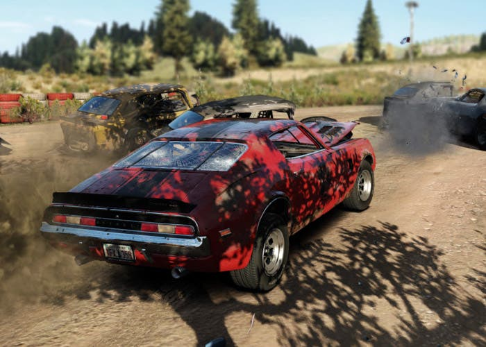Next Car Game en carrera