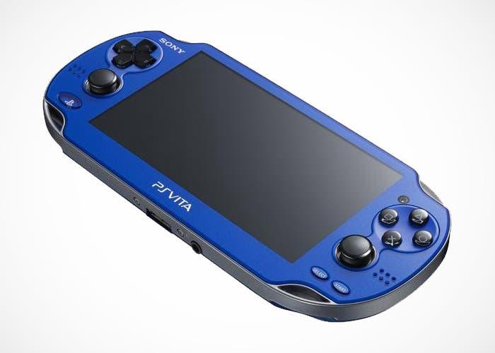 PS Vita Azul