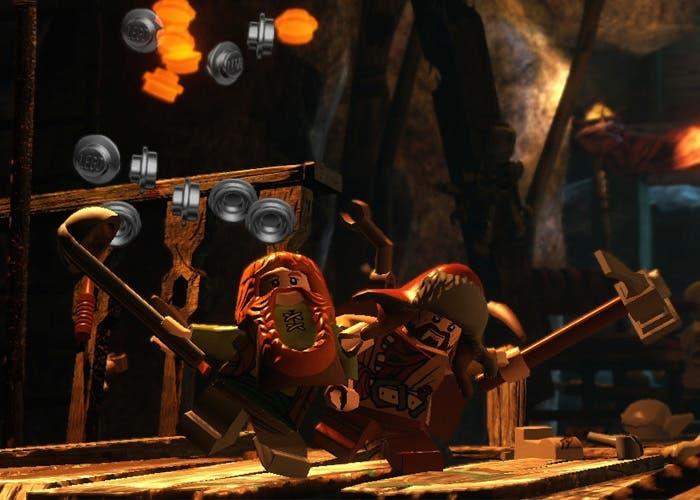 Studs LEGO El Hobbit