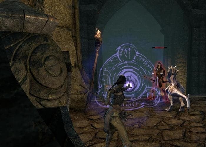 The Elder Scrolls Online Mágia