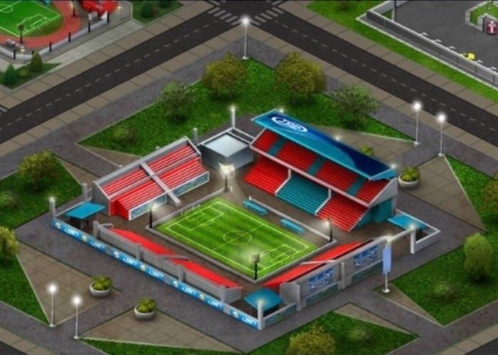estadio Top Eleven